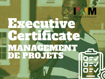 EXECUTIVE CERTIFICATE EN  MANAGEMENT DE PROJETS