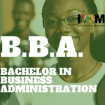 BACHELOR in BUSINESS ADMINISTRATION