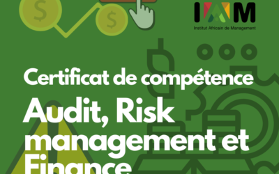 Certificat de Compétence en Audit, Risk management et Finance