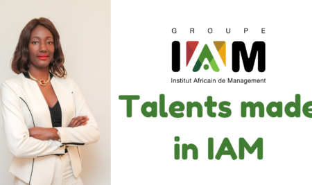 Talents made in IAM Informations #1 :  Laeticia BALOU