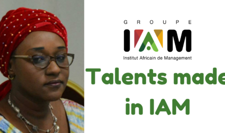 Talents made in IAM Informations #5 : Parcours de Mariama DIOP
