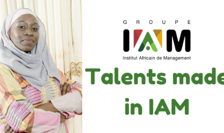 Talents made in IAM Informations #2 : Parcours d'Aïchatou Gueye