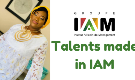 Talents made in IAM Informations #3 : Parcours de Lyliane Sossou