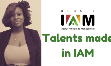 Talents made in IAM Informations #4 : Parcours de Abide Nadège YAKPA
